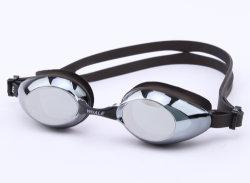 Nessun vetri protettivi colanti del raggruppamento di nuotata degli obiettivi di HD rispecchiati Revo che nuotano gli occhiali di protezione
