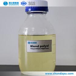 중국은 폴리올 액체 PU 폴리우레탄 거품을 혼합했다