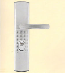 Хороший качественный утюг пластины ручки из алюминия для защиты от краж (JM31)