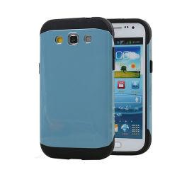 TPU + PC Armor cas pour téléphone cellulaire pour l'iPhone5