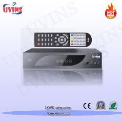 La televisión digital terrestre DVB-T2 sintonizador / receptor