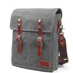 حقيبة حزام جلدية كاملة من الجلد المحبب، iPad، Export الكتف (RS-8586A)