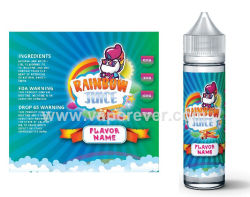 USP 승인 원료 E-Liquid/E Juice 제품