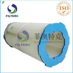 Filterk faltete Papierfilter