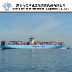 De overzeese Logistische Agent van de Verzending/Verschepende Container/Vrachtvervoerder (FCL 20 '' 40 '')