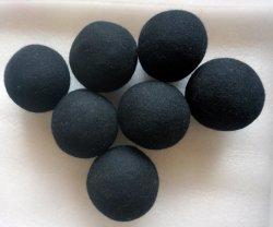 Eco Friendly toutes naturelles feutre de laine Blanchisserie Ball 100 % laine faits main bille du sécheur