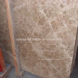 الصين حجارة طبيعيّ رخاميّة كبير خفيفة [إمبردور] لون