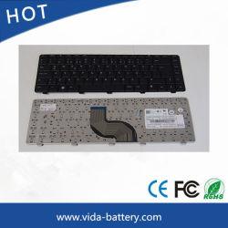 Клавиатура компьтер-книжки/тетради для черноты DELL N4010 N4020 мы план