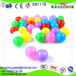多彩な楽しみの球の遊園地のための柔らかいプラスチック海洋の球の海の球