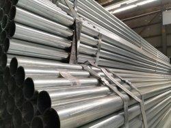 Tuyaux en acier produits en acier galvanisé
