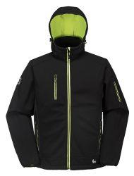 Мужские куртки поход Куртки для мужчин открытый кемпинг (SJ-001)