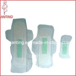 건강 음이온 위생 냅킨, 매우 얇은 위생 패드, 중국에 있는 사랑 달 위생 냅킨 제조자