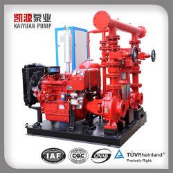 Diesel Engine Pump Electric Jockey Fire Pump와 Control Panel를 가진 화재 Pump System