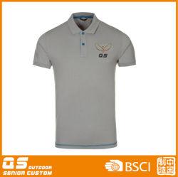 Custom Men's Sports Polo Golf T-Shirt à séchage rapide
