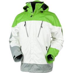 2015 El diseñador de la marca de hombre impermeable funcional de la chaqueta de Esquí