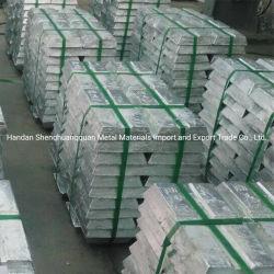 自動車製造業および機械装置の企業亜鉛インゴットで使用される高品質