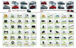 De auto Delen van Chassic van Motoronderdelen & Alle Delen voor Chery QQ Tiggo A1 A3 A5 A11 A15 X1