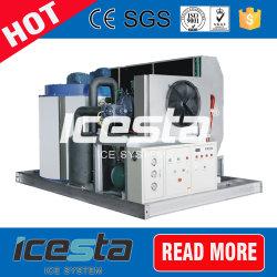 China Rapou Industrial máquina de gelo com aço inoxidável