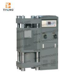 Hydraulische konkrete Komprimierung-Prüfungs-Maschine