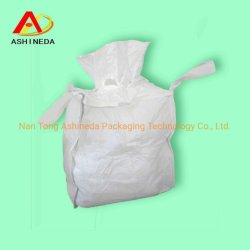 A largo plazo de la fábrica Custom FIBC, Big Bag con 100% Nuevo PP