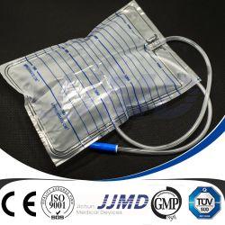 Il sacchetto dell'urina/sacchetto urinario/sacchetto urinario di drenaggio/Ce urinario di Bagwith del piedino, iso certificano
