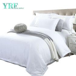 Отель высокого качества Supplys белый отель постельное белье Super Soft для одна односпальная кровать