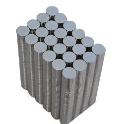 Vrije Steekproeven ISO/Ts 16949 de Gediplomeerde N52 Sterke Krachtige Magneten van de Cilinder van het Neodymium