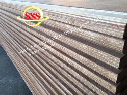 parti 100% del fante di marina del compensato della pavimentazione di trasporto del contenitore di memoria del legno duro di Keruing dei bordi sigillate 28mm