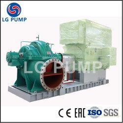 La norma API 610 Bb1 axialmente Split Between-Bearings doble aspiración combustible industrial bomba de agua centrífuga