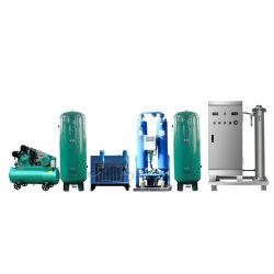 Dispositif de production d'ozone précieux pour le stockage de chaleur de combustion de gaz d'échappement