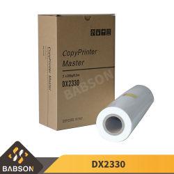 공장 직접 판매 OEM 호환 Duplicator Dx2330 A4 Copyprinter Master 롤