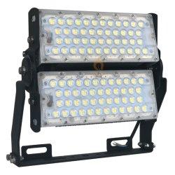 160lm/W ajustable Impermeable IP66 Proyector de LED de túnel de alta Proyector de mástil para la iluminación del estadio al aire libre 100W 200W 300W 400W 600W 800W 1000W de 1200W 1500W