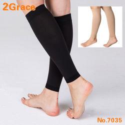 Le calze di compressione di aggiornamento impedicono il piedino del manicotto delle vene varicose che dimagrisce i calzini del grasso di combustione del manicotto