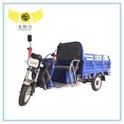 Pilas 48/60V Transporte de carga triciclo eléctrico