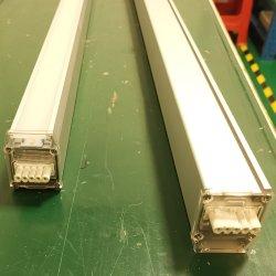 Линейный светодиодный индикатор проекта лампа для сетей супермаркетов и магазин
