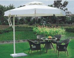 Moderne Garten-Möbel verwendeter Patio-rundes synthetisches Rattan-Speisetisch