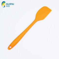 Durável antiaderente mini espátula de silicone manteiga cozinha espátula de cozinha de silicone