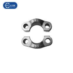 A105 Hydraulique Haute Pression de la bride de serrage fendu en acier inoxydable