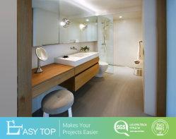 Современные MDF MFC фанера меламина древесины двойной ванной комнаты наборы зеркала в противосолнечном козырьке