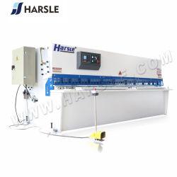 メタル用 Harsle QC12K 油圧切削 CNC NC せん断機械 シート