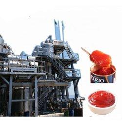 作るフルーツジュース販売のための小規模のケージのトマトの製造プラントを作り出す