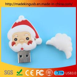 カスタマイズされた USB フラッシュドライブ USB 3.0 USB フラッシュドライブペンドライブ PVC フラッシュドライブ