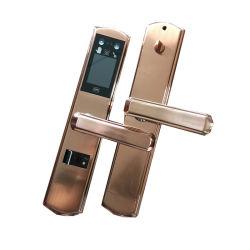 機密保護の情報処理機能をもったデジタル顔認識パスワードスマートカードのキーのドアロック