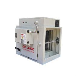 Кухня в коммерческих целях Auto-Wash электростатического разряда Precipitator выведения дыма для смазки фильтрации