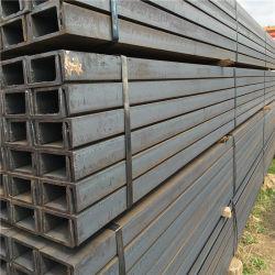 قنوات الفولاذ المدلفن الساخن JIS القياسية