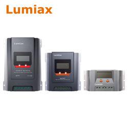 10A/20A/30A/40um painel solar LCD Bluetooth MPPT controlador de carga 12V/24V/48V para sistemas de Energia Solar System Bateria solar Regulador do Carregador