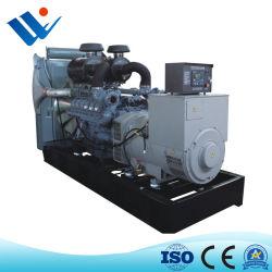Rotation de la marque d'excitation ac Powered par l'homme Diesel Generator Sets