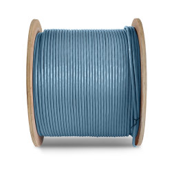 23AWG UTP Solid PVC CAT6 Ethernet-netwerkkabel