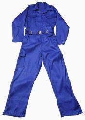 Vêtements de travail de la sécurité en polyester coton uniforme pour porter des vêtements de travail