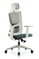 Bureau de meubles modernes Dos haut président Président de l'ordinateur de l'école (JX-1950)